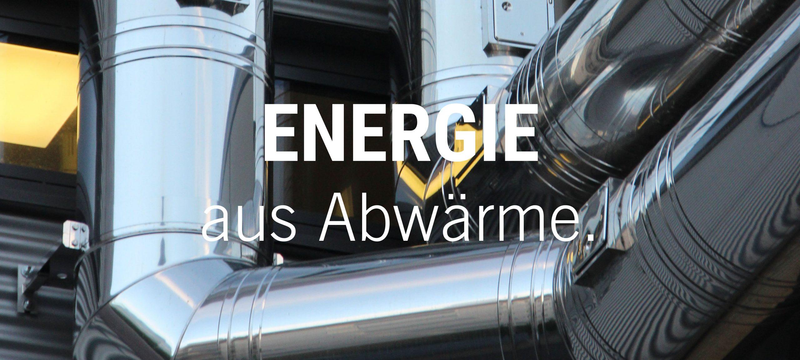 Energie-aus-Abwärme