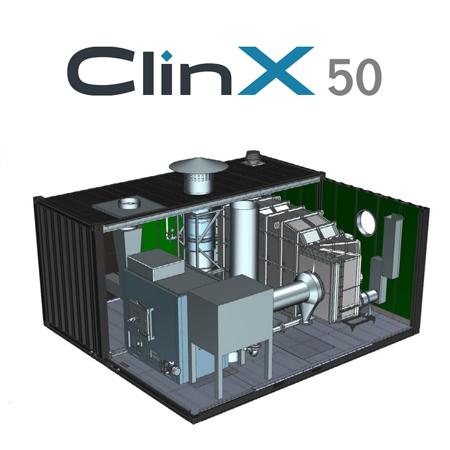 BHKW Clinx50